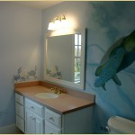 Breathtaking custom wall mural