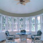 Round Sun room