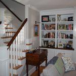 Stairs Wood Railings
