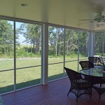 Delightful Screened in Porch