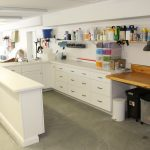 Built-in Garage Storage
