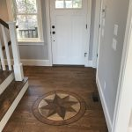 Custom design Wood floor